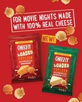 Love At First Bite: Cheez-It® Introduces 'Loaded Popcorn' Packed With 100% Real Cheese Flavor For A Limited Time