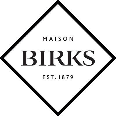 Maison Birks logo (CNW Group/Maison Birks)