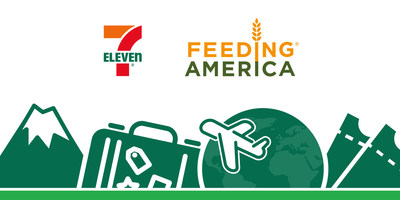 After a year that impacted the world like no other, 7-Eleven, Inc. is hungry to help and is asking customers to join in. Through the end of April, the iconic convenience retailer is kicking off a multi-faceted campaign to help provide meals to families facing hunger through its relationship with Feeding America, the largest domestic hunger-relief organization in the country.