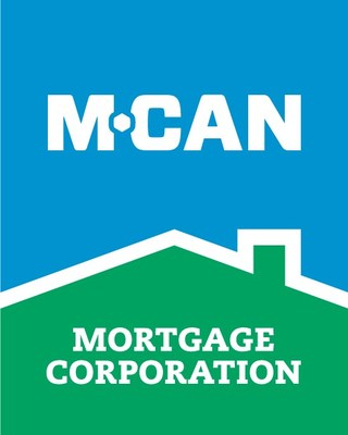 MCAN Mortgage Corporation Logo (CNW Group/MCAN Mortgage Corporation)