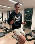 Halo水合饮料宣布与全球网球明星,安迪默里的长期伙伴关系和投资