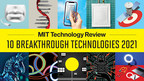 MIT Technology Review Presents 10 Breakthrough Technologies of 2021