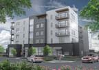 即将到达市中心的新的经济实惠的家园