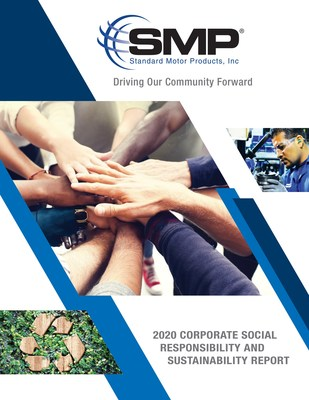 Standard Motor Products, Inc. Announces Publication of its 2020 Corporate Social Responsibility and Sustainability Report