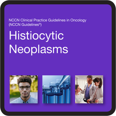 NCCN Guidelines for Histiocytic Neoplasms available at NCCN.org