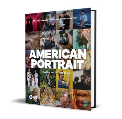 American Portrait The Story of Us, Told by Us by PBS Published by HarperOne, an imprint of HarperCollins Publishers