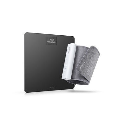 The Withings Body Pro cellular smart scale and Withings BPM Connect Pro cellular blood pressure monitor significantly streamline the telehealth process by working straight out of the box, requiring no setup, and automatically transmitting accurate, secure data to health professionals.