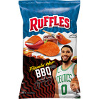 Anthony Davis Joined by Jayson Tatum and T-Pain to Help Ruffles...