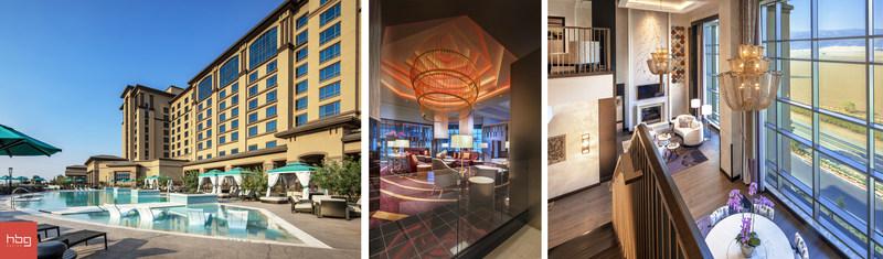 Cache Creek Casino Resort Hotel, Brooks, CA, Designed by HBG Design San Diego, Photos © Peter Malinowski / Insite Photography