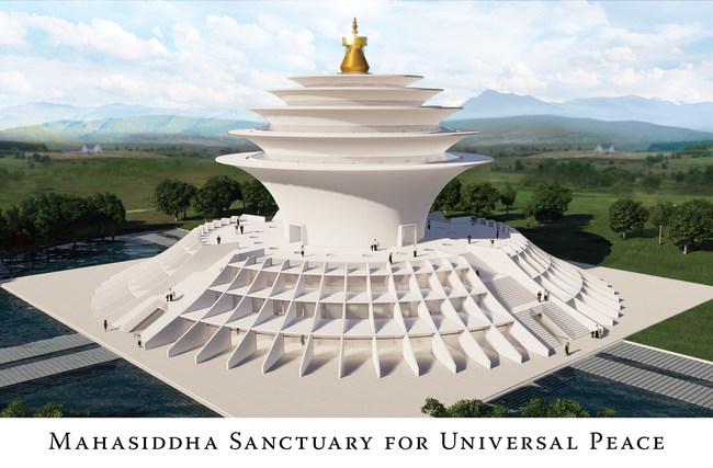 Mahasiddha Sanctuary for Universal Peace • The Pure Vision of H.E. Shyalpa Tenzin Rinpoche