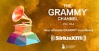 SiriusXM and the Recording Academy® Launch The GRAMMY® Channel to Celebrate Music's Biggest Night®