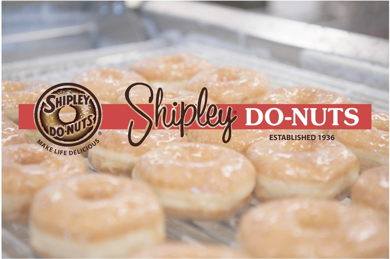 Shipley Do-Nuts -- Making Life Delicious since 1936 with over 250 locations in the US (PRNewsFoto/Shipley Do-Nuts)