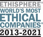 Ethisphere Names illycaffè Among The 2021 World's Most Ethical Companies, Marking Its Ninth Consecutive Honor
