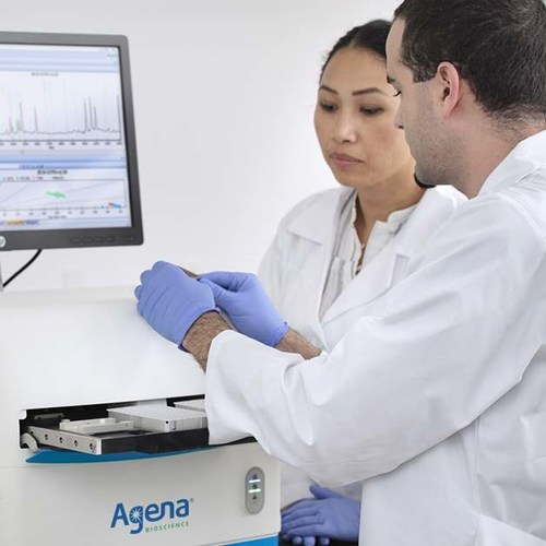 The MassARRAY® technology is a benchtop system that provides timely and accurate analysis of up to 1000s of samples in a single day. For SARS-CoV-2, influenza A, and influenza B targets, the platform enables accurate detection with comprehensive coverage.