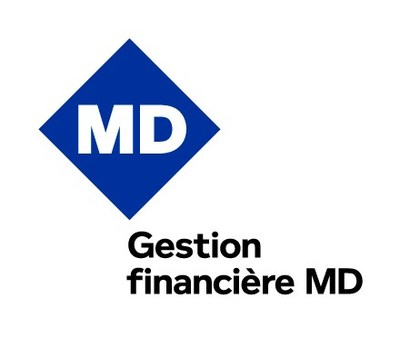 Gestion financière MD inc. - logo (Groupe CNW/Gestion financière MD Inc.)