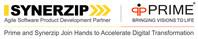 (PRNewsfoto/Prime Technology Group and Synerzip)