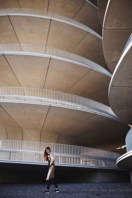 Urban Concrete Professional winner: Ekaterina Koryakova @katrintito - Parking space near RAI, Amsterdam Netherlands