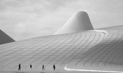 The Overall Winner: Nurlan Tahirli @nurlan_tahirli - Heydar Aliyev Center, Baku, Azerbaijan