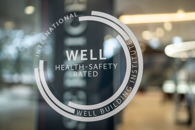 WELL Health-Safety Seal