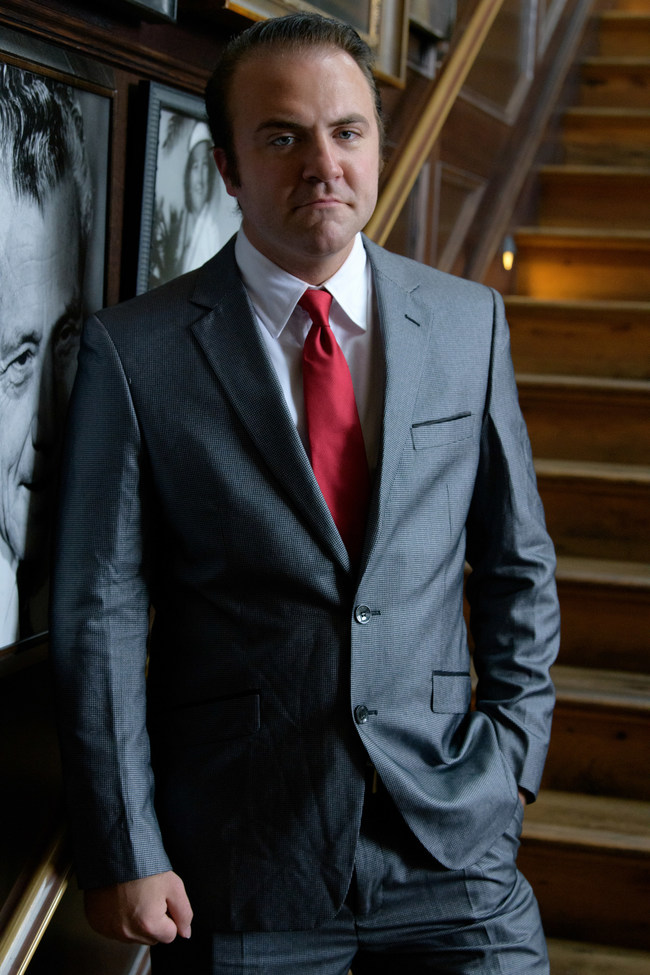 Caleb Walsh director of Urban Bay Housing Fund