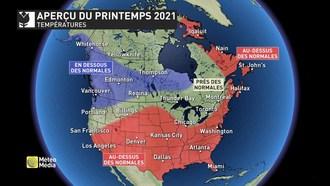 Printemps 2021 :  plus doux et rassurant
