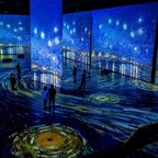 Imagine Van Gogh, The Original Immersive Exhibition in Image Total© Coming to Boston Fall 2021!