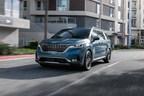 Kia Motors America announces pricing of the all-new 2022 Carnival MPV