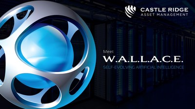 Meet WALLACE, a self-evolving Artificial Intelligence system based on a new approach to Machine Learning called Geno-Synthetic Algorithms developed by Castle Ridge Asset Management.