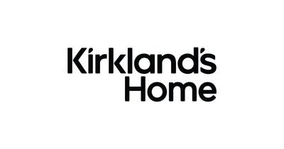 Kirkland's 2019 Logo (PRNewsfoto/Kirkland's)