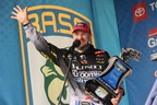 Gustafson Seals Wire-To-Wire Victory In Bassmaster Elite Series Event On Tennessee River