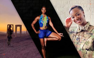 Throughout the month of March, Survivor will highlight notable women, including motivational speaker, army veteran and former Miss USA Deshauna Barber, and Olympic track and field athlete Tianna Bartoletta, as part of its International Women's Day campaign,