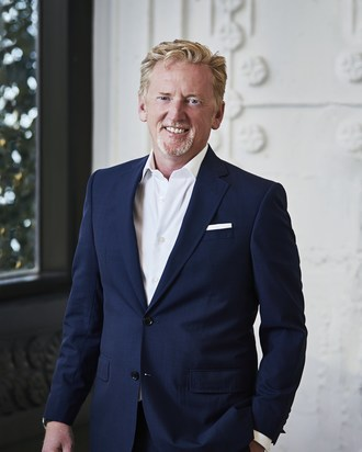 James Bermingham, Chief Executive Officer of Virgin Hotels
