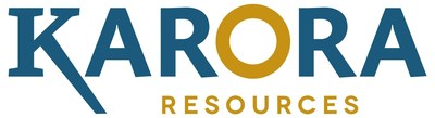 Karora Resources Inc. Logo (CNW Group/Karora Resources Inc.)