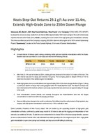 New Found Gold Corp. PDF (CNW Group/New Found Gold Corp.)