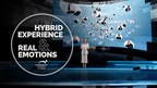Augmented reality, 3D graphics and holographic illusions, the new hybrid experience at PortAventura Business & Events