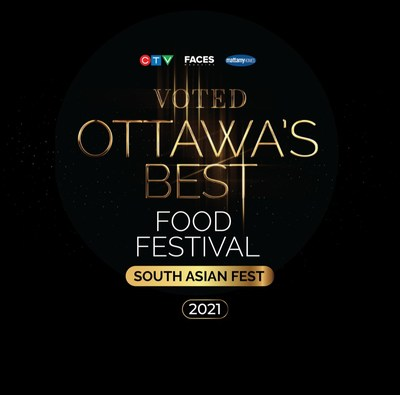 Ottawa's South Asian Fest Wins the Best Food Event and Festival Award by Faces Magazine (CNW Group/Fineqia International Inc.)