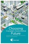 加拿大自治车辆的未来将由今天的政策和规划决策塑造:新报告
