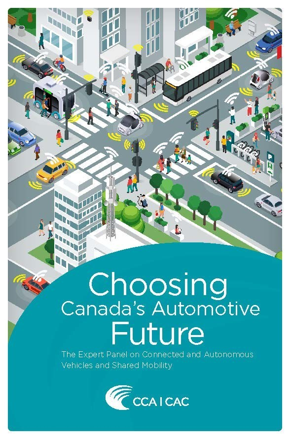 The future of autonomous vehicles in Canada will be shaped by today's policy and planning decisions: New report