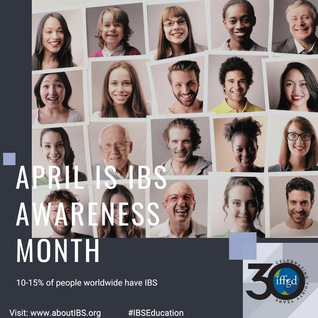 April is IBS Awareness Month