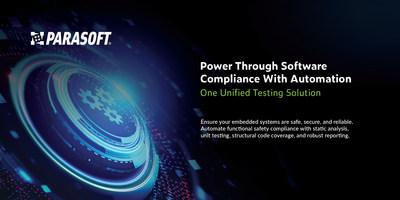 Parasoft - One Unified Software Testing Solution. Check it out now!