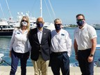 Tourism Minister Attends Bahamas Charter Yacht Show in West Palm Beach