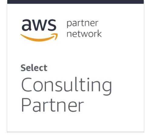 AWS Partner Network Select Consulting Partner Badge