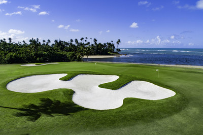 Steps from the ocean, the Championship Course at Hyatt Regency Grand Reserve hosted the world's best players in the Puerto Rico Open, a PGA TOUR event that concluded yesterday. The beauty and design of the course and resort are indicative of the Caribbean Island's golf destination and its 18 courses.