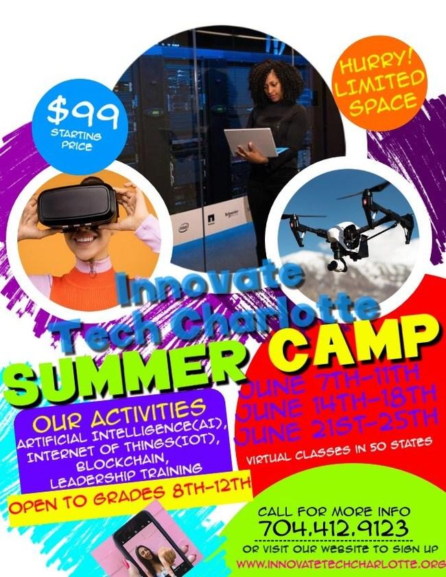 1 week Summer Camp