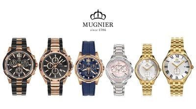 QNET Brings Historic Swiss Watch Brand Mugnier to India