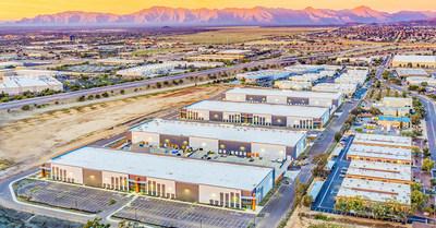 The Southeast Phoenix Distribution Center. (PRNewsfoto/JLL Income Property Trust)