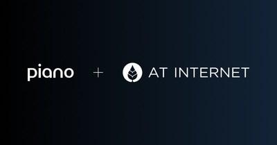 Piano and AT Internet logo