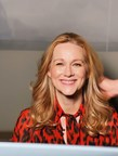 Nominated actress Laura Linney in a Clarins Beauty Look at the digital 78th Golden Globes Awards