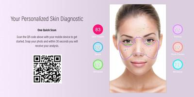 Decorté AI-Powered Skincare Diagnostic