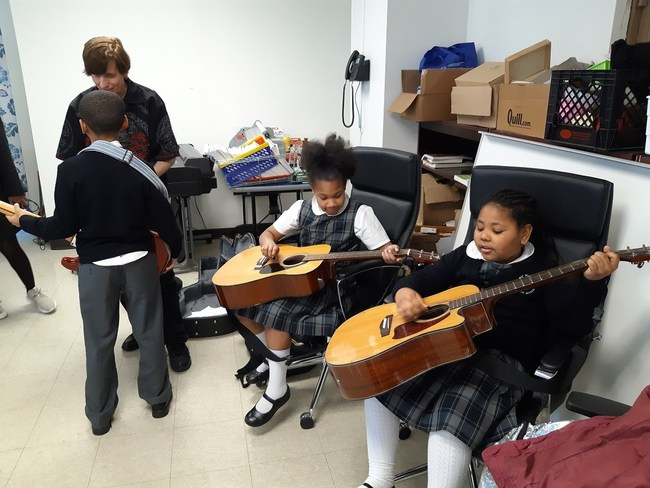 Teach Music Week - March 15-21 - 1,000+ music schools and stores offering a free music lesson or class to new students - guitar, piano, violin, cello, ukulele, trumpet, trombone, drums, music and movement groups - In-person availability in some areas and online available everywhere - enter your Zip Code or Postal code at www.TeachMusicWeek.org